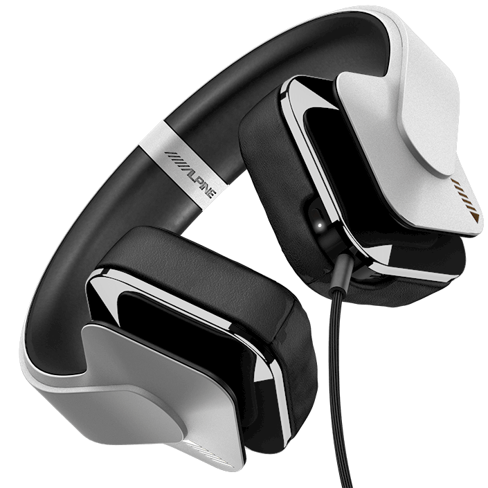 Alpine Headphones Which Let You Feel Your Music