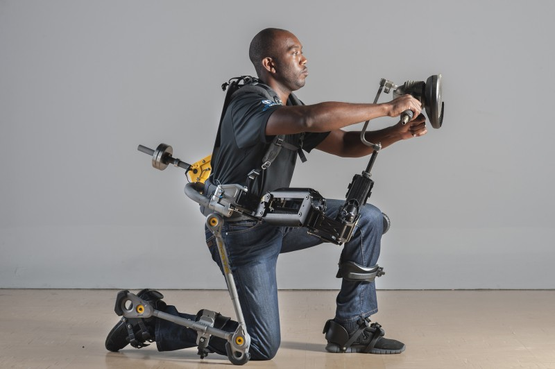 Fortis Exoskeleton That Provides Superhuman Strength