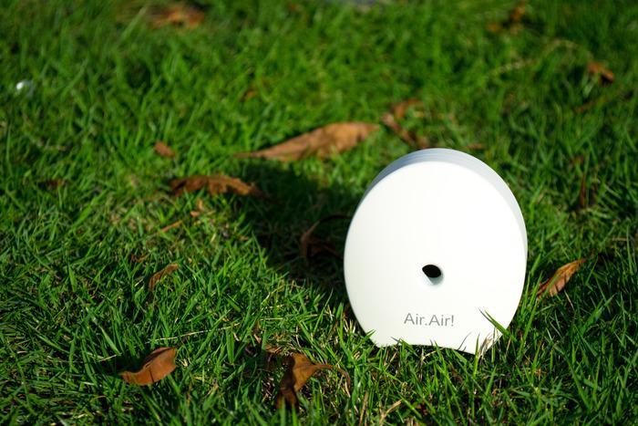 Air.air, the Gadget That Measures Air Quality