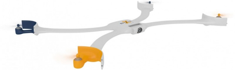 Nixie, the Wearable Drone