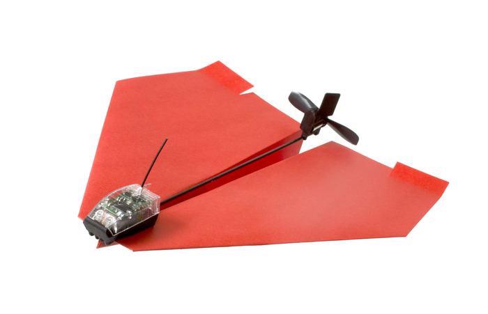 Powerup 3.0: Don't Waste Time Making Your Own Paper Airplanes Anymore