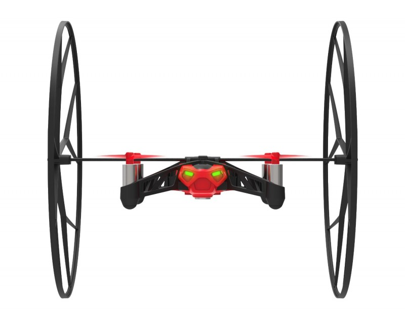 Is the Parrot Rolling Spider a Toy for Kids or a Toy for You?