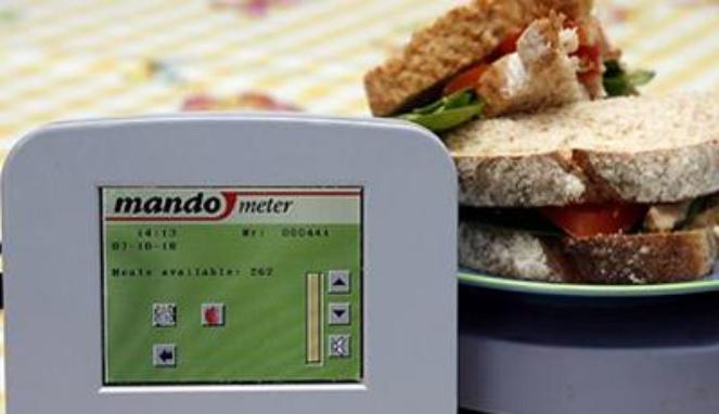 New Weight Loss Gadget Perfect 5 Bite Diet Plan