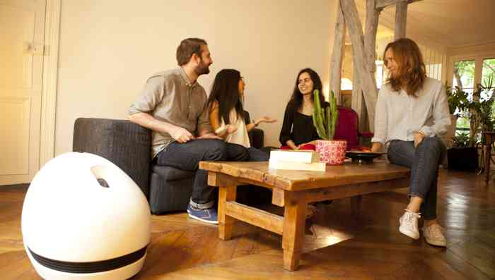 Live in a State of the Art Home with the Help of Keecker – the World's First Homepod