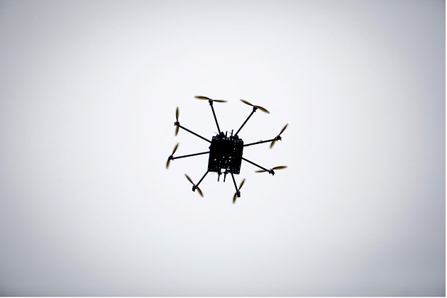Why the Faa is Knocking Down Drones Sent in to Cover Sports