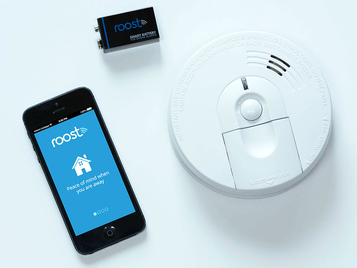 Roost Smart Battery: Power Your Smoke Detectors Smartly