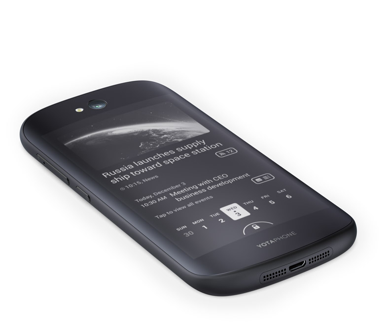 A Brief Review of Yotaphone 2