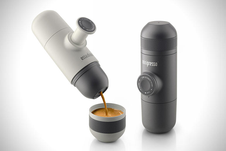 Minipresso: Can You Really Have Your Favorite Espresso Wherever & Whenever You Want?
