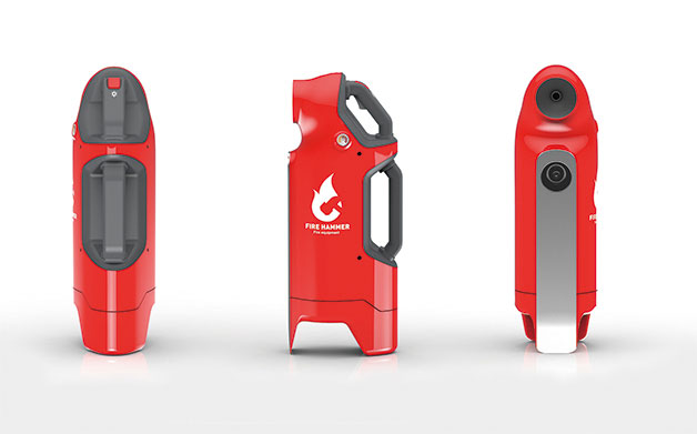 Fire Hammer: the New Age Fire Extinguisher