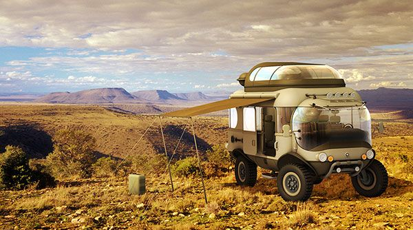 The Troy Concept Utility Vehicle