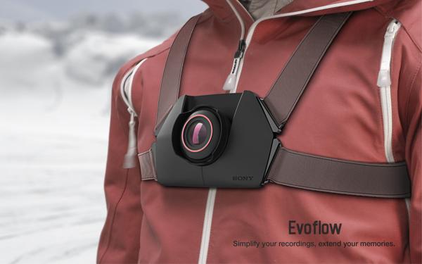 Sony Evoflow Camera