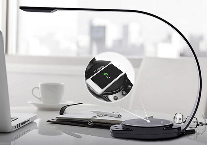 Charging Your Phone with a Lamp?