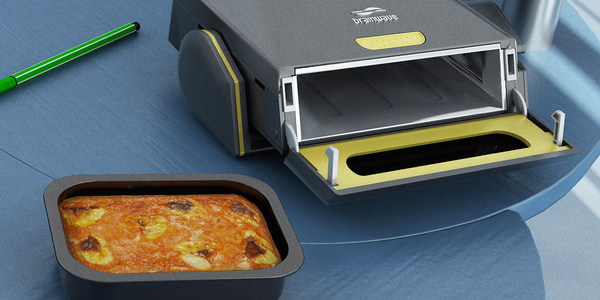 Cook Your Food with Your Usb with Brainwave