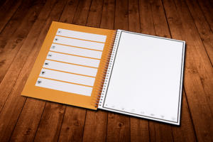Rocketbook: Write, Draw, Scribble on Notebook & Store It in the Cloud