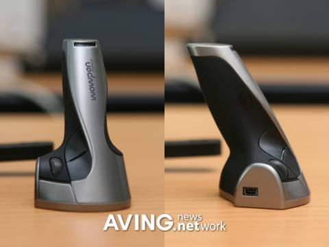 Mouse from Wowpen: an Ergonomic Mouse That Makes Tracking Less Tedious