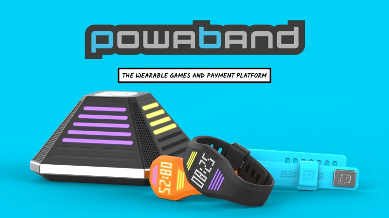 Powaband – Gets the Kids Up