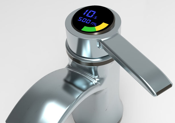 Timing Tap: an Idea for Complete Hygiene when Washing Your Hands