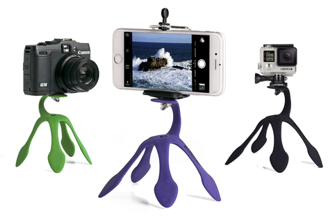 Gekkopod: a Fantastic Photography Accessory