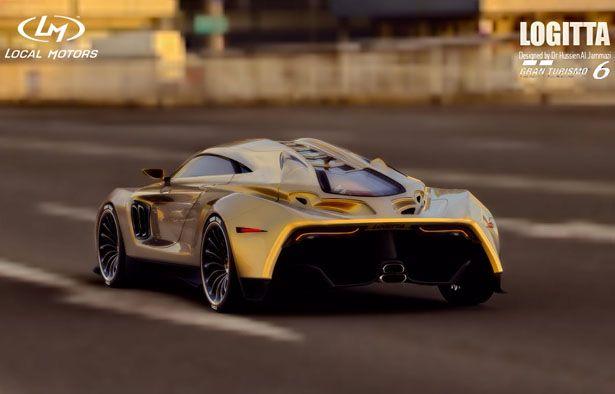 Logitta Concept Car