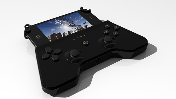I-kue Wireless Game Controller