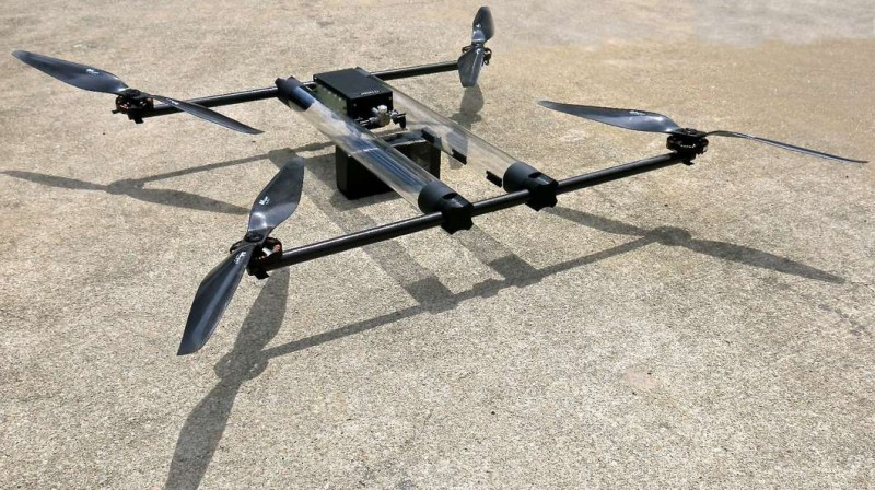 Yeair!: the Quadcopter Revolution