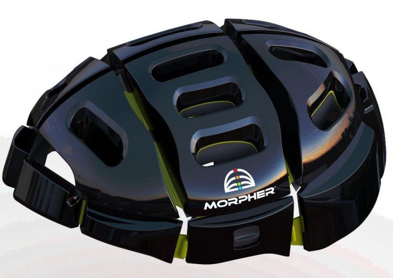 Morpher: Exciting Helmet Technology