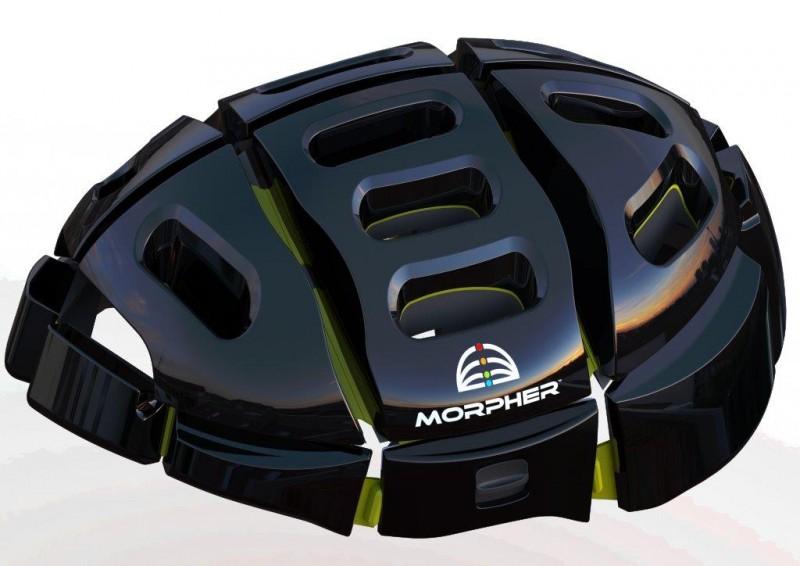 Morpher: Exciting Helmet Technology