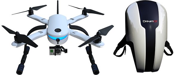 Plexidrone: a New Approach to Aerial Photography