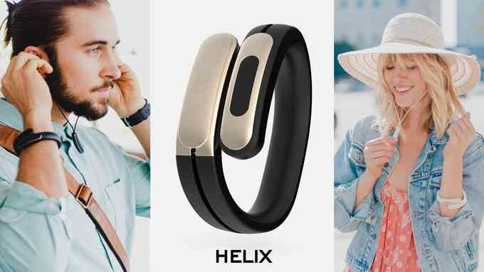 Helix: Listening to Music is Now More Fun, Cooler, Stylish and Convenient!
