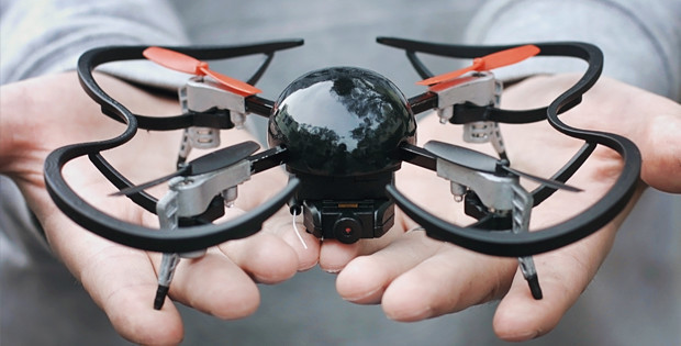 Micro Drone 3.0: One of the Niftiest Drones Around!