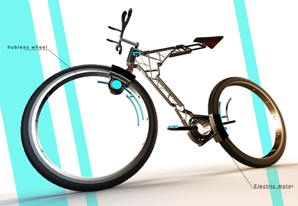Synapse Bike: a Very Different Bike