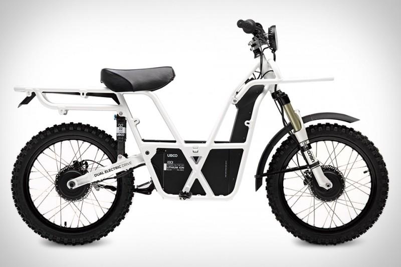 Ubco 2×2 Utility Bike: a Unique Ride