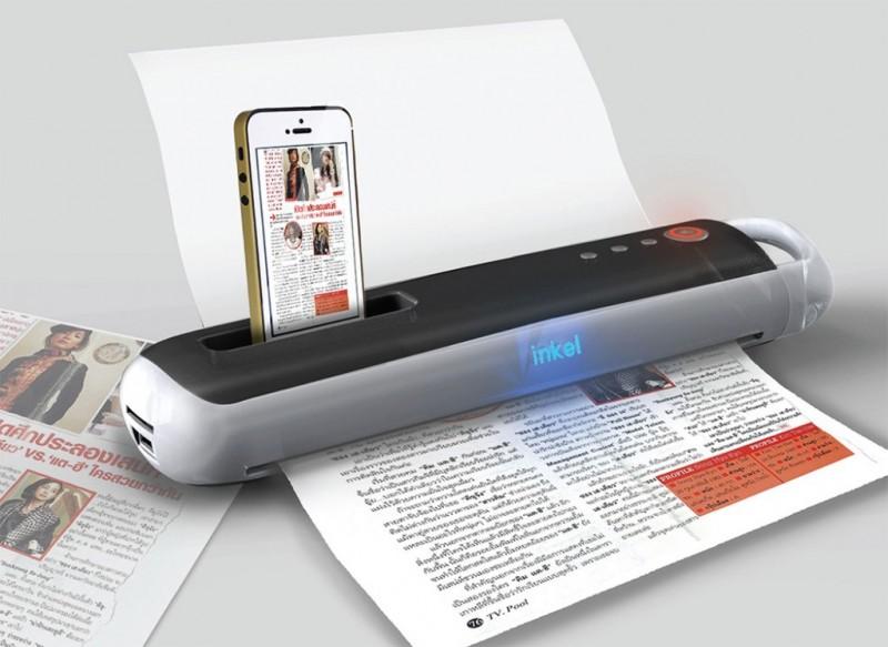 The Smart Magic Wand: Printing Magic