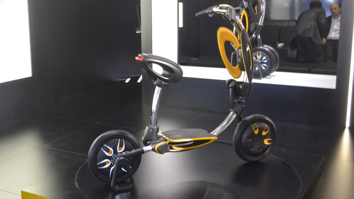 Inu Electric Scooter: Interesting Design and Performance