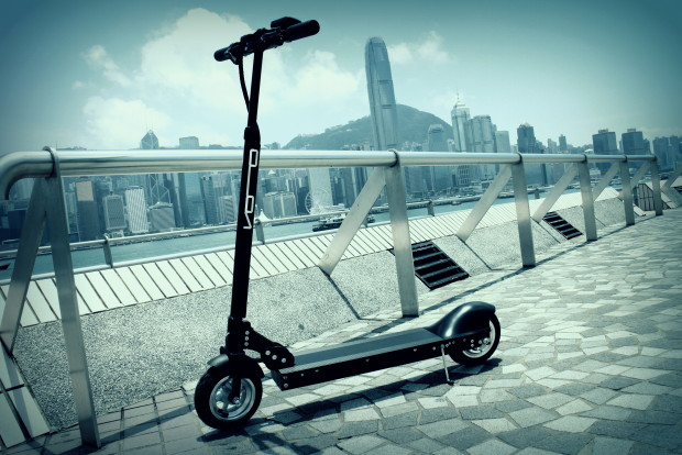 Vomo: High-performance Electric Scooter