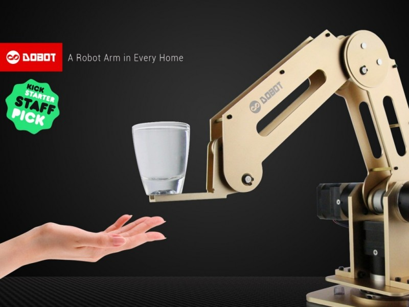 Dobot: the All-purpose Robot Arm