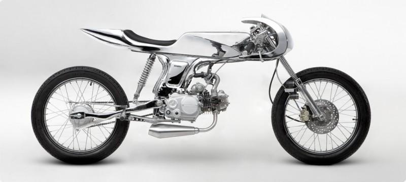 Ava: an Extraordinary Custom Motorcycle