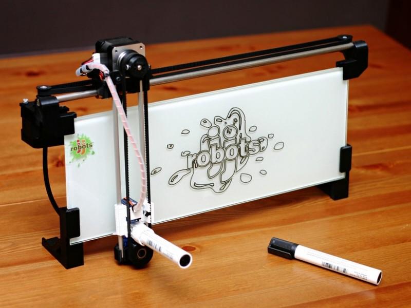 Iboardbot: an Impressive Whiteboard Robot