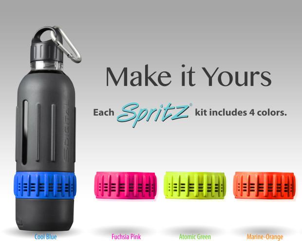 Spritz: an Impressive New Water Bottle