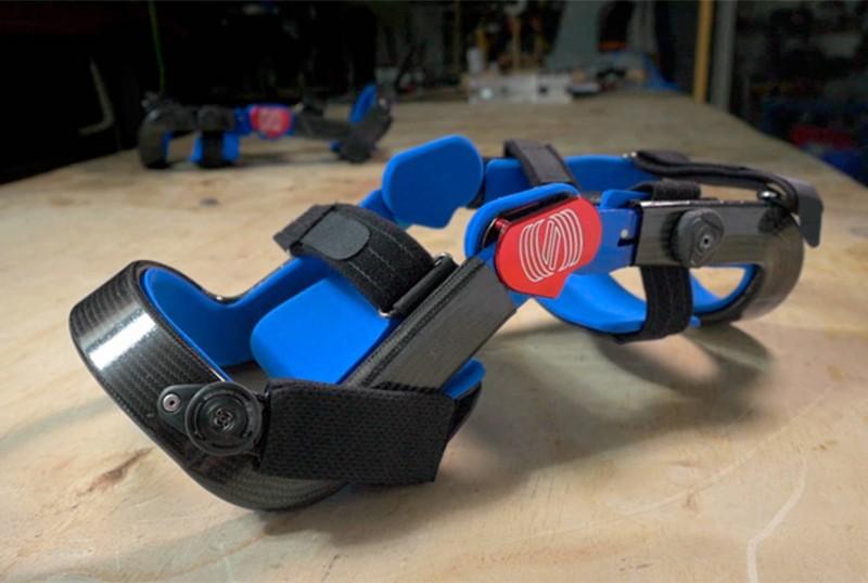 Levitation: Introducing the World's First Bionic Knee Brace