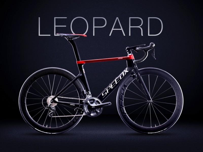 Speedx Leopard: Amazing Smart Aero Road Bike