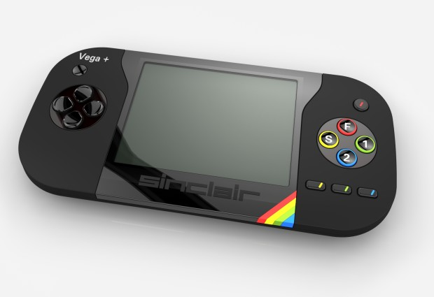 The Sinclair Zx Spectrum Vega+: a New Way to Game