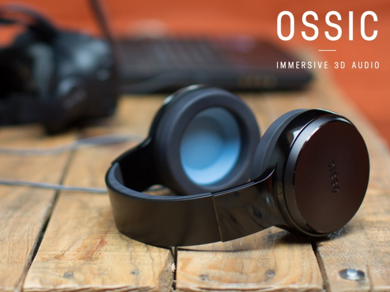 Ossic X: 3d Headphones Just for You