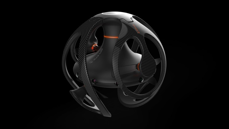 Sphere Drone by Nepdesign – the Craziest Looking Drone in the Market