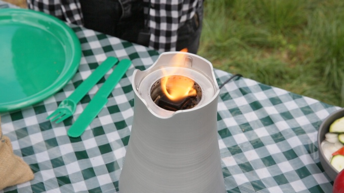 Enki Stove Wild: Camp Stove Evolution