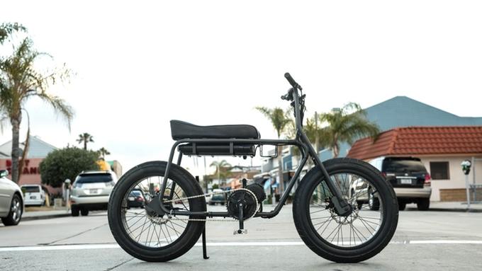 The Super 73 Electric Bike