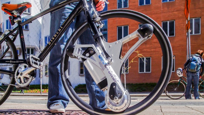Geoorbital Wheel to Make Your Bike Electric