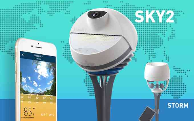 Sky 2: the Weather Camera System