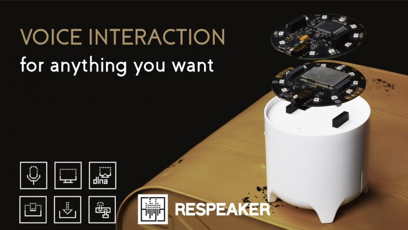 Respeaker – the Ultimate Voice Interaction