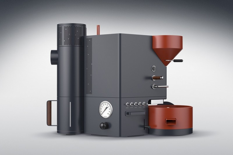 Make Incredible Coffee with the Coffee Roasting Machine by Zhou Buyi